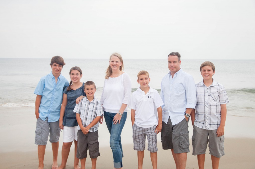 Family Photoshoot Outerbanks