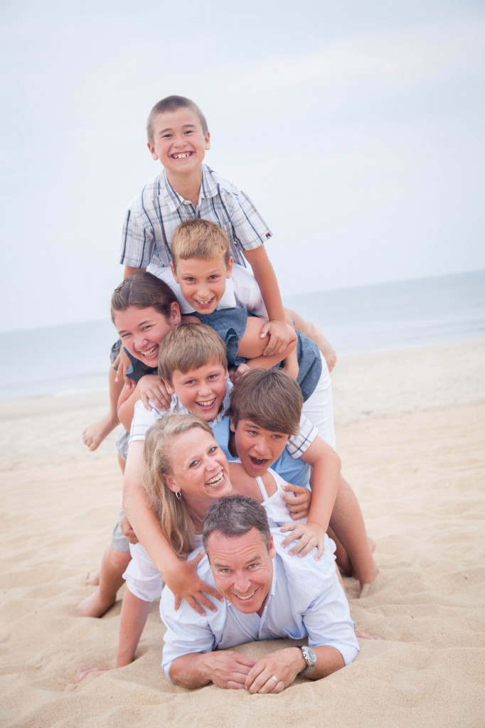 Family Photoshoot OBX
